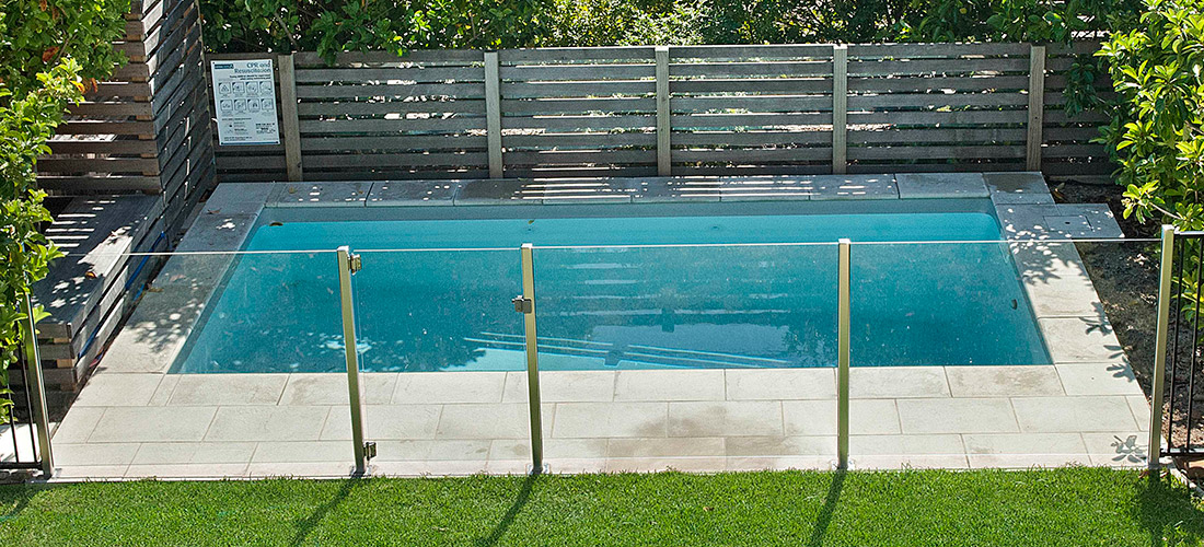 Empire fibreglass swimming pool 6m x 3m gary west pools for Swimmingpool 3m