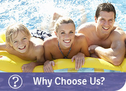 Why Choose Gary West Pools