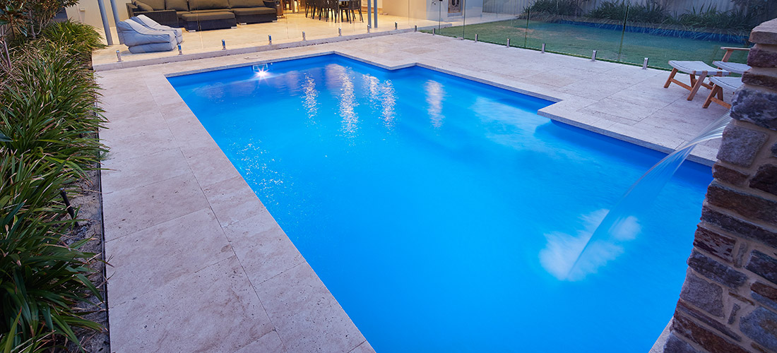 Imperial Fibreglass Swimming Pool 7m X 4m Gary West Pools