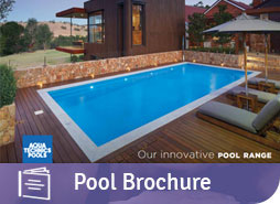 View our brochure to find out why you should buy from your swimming pool from Gary West Pools