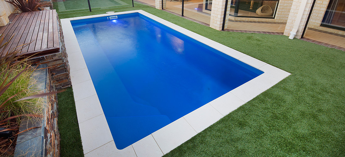Portofino fibreglass swimming pool x gary for Garten pool 2 5m