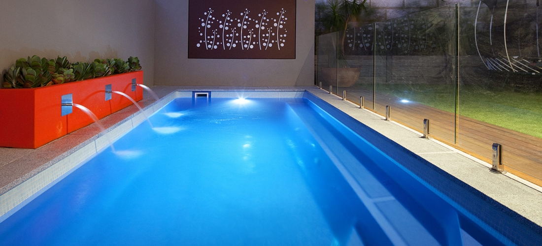 Empire fibreglass swimming pool 6m x 3m gary west pools for Swimming pool 3m durchmesser
