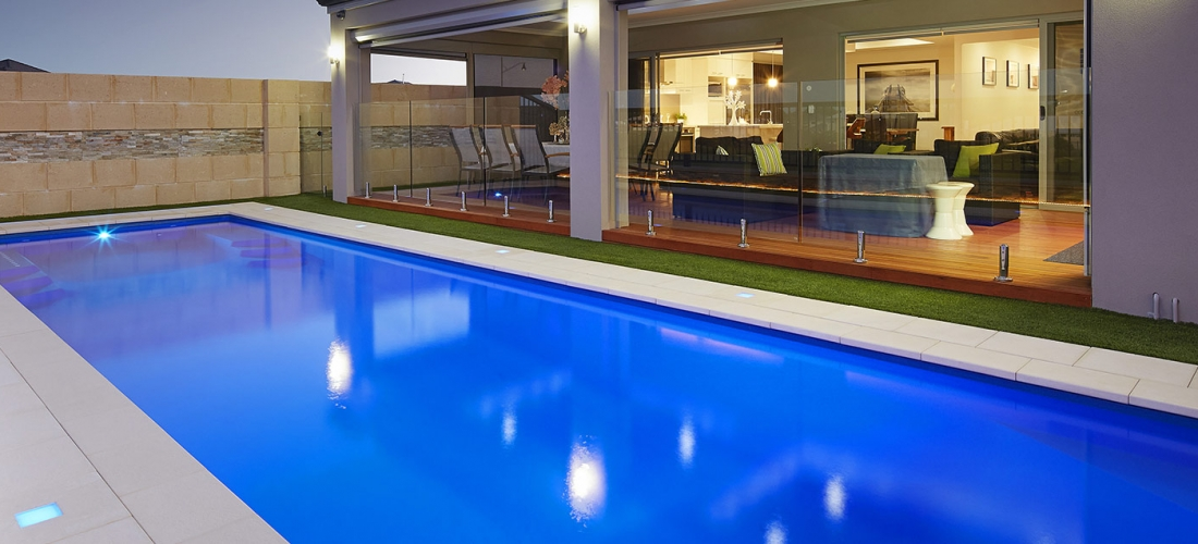 Milan lap pool albury wodonga 10m x 3m gary west pools for Swimmingpool 3m
